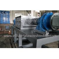 Buy cheap Scrap Double Shaft Shredder Machine , Industrial Plastic Shredder Machine from wholesalers