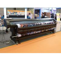 China 1440 DPI Large Format Solvent Printer Epson DX7 For Flex Banner wholesale
