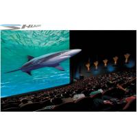 China XD Simulator Cinema, 5D Movie Theater Factory With Projectors, Screen System wholesale