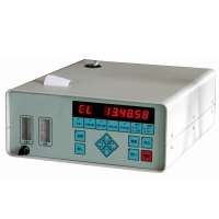 China 0.1CFM  95% UCL Calculation 5.0μm Laser Particle Counter wholesale