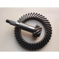 China Polishing ISUZU Helical Bevel Gear  20CrMnTi Material Right Hand Direction wholesale