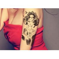 China Personalized Glitter Body Tattoo Stickers For Adults / Children Semi Permanent on sale
