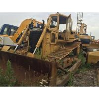 China Cheap Used Bulldozer With Ripper in Japan , Used Dozer Located in Shanghai of China , Large Stock Now wholesale