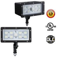China High Lumen 6800Lm UL DLC 70 Watt LED Flood Light Fixture AC100-277V wholesale