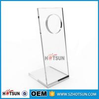 Buy cheap Hot sale Acrylic jewelry display, wholesale acryl display for jewelry, Alibaba high quality acryl display for jewelry from wholesalers