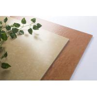 Buy cheap Matt Finished Glazed Tile Beige Brown Color 600x600mm from wholesalers