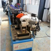China 1.0'' Single Chain Ceiling Roll Forming Machine With Fly Shear Cutting 0.2-0.5mm wholesale