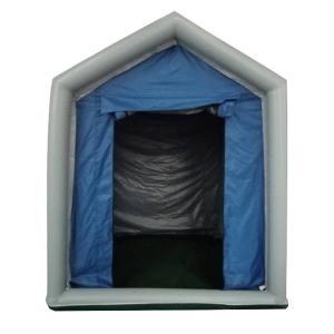 China Aluminium Structure Heavy Duty 3x6M Medical Quarantine Tent wholesale