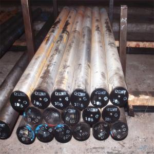 China 1.2379/D2/SKD11 Cold Work die Steel Round bar With Diameter 14-80mm wholesale