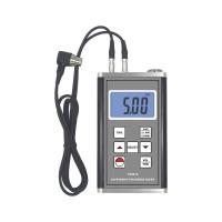 China Aluminum Alloy Housing Ultrasonic Thickness Meter TG-8818 With Large Screen LCD wholesale