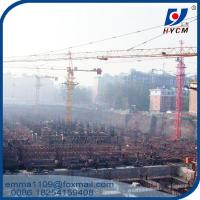 China QTZ80(5015) Inner Climbing Tower Crane Inside Building in Phillipines on sale