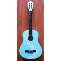 China Decal 36 Inch Classical Kid Birch Wooden Toy Guitar For School Learning AG36 wholesale