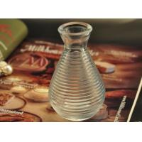 China 110 ml Reed Diffuser Glass Aroma Bottle Fragrance Reed Diffuser on sale