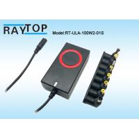 China CE Approval 40W Automatic Universal Notebook / Netbook Charger Adapter 7 Tips wholesale