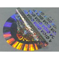 China hologram label on sale
