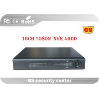 China High Definition Digital Video Recorder 16 Channel Network 1 X 4T HardDisk wholesale