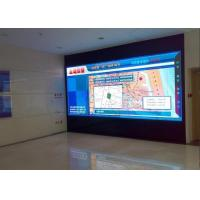 China Indoor P6 Large LED Display Screen 192 * 192mm SMD 3528  For Advertising wholesale
