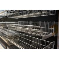 China Capability 30KG - 50KG Supermarket Accessories Wire Basket Shelf ISO9001 Certification wholesale