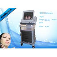 China Medical Face sculpting High Intensity Focused Ultrasound Machine 800W on sale