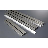 China TP 304/316 Stainless Steel Profiles Flat Bar Mirror For Construction Material wholesale
