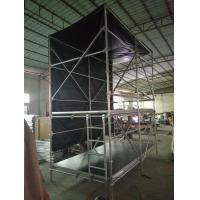 China Custom Layer Truss and Movable Stage Platform Station for Stadium Lighting Tower Truss wholesale