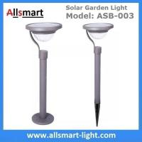 China Solar lawn lights ASB-003 solar garden landscaping light with spike solar pathway light outdoor garden spike lights wholesale