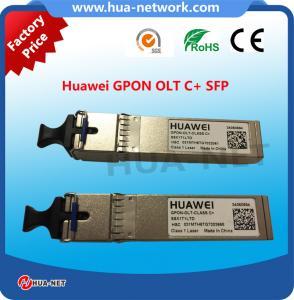 China Huawei original GPON OLT Class C+/C++/B+  SFP Optical Module compatible suitable for MA5608T/MA5683T/MA5680T wholesale