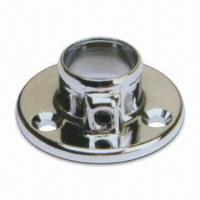 Buy cheap Durable Steel Flange, Suitable for 16, 19, 25 and 50mm Round Tube from wholesalers