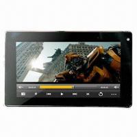 China Tablet PC with Wi-Fi, Capacitive, Multi Touchscreen LCD MID, 7-inch, Android 4.0 wholesale