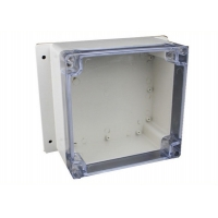 China OEM ODM 16*16*9cm Outdoor Plastic Electrical Enclosure wholesale