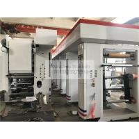 China Bopp Or Pet Poly Film Automatic Label Printing Machine 180m / Min Speed wholesale