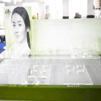 China Perspex Cosmetic Display Stands wholesale