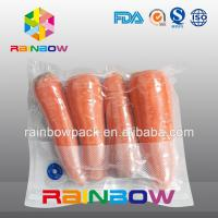 China CPP Texture Food Vacuum Seal Bags for Vegetables Retain Freshness wholesale