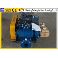 China Air Roots Positive Displacement Blower , Water Treatment Three Lobe Roots Blower on sale