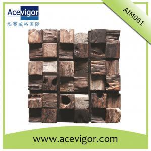 China Solid mosaic rustic mosaic wall tiles wholesale