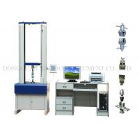 China 0.01mm Stroke Resolution Universal Tensile Testing Machine Automatic Magnification wholesale