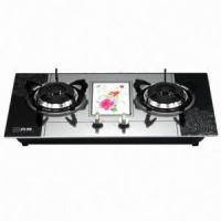 China Gas Stove with Single/Double/Three Heads, Measures 710 x 410mm wholesale