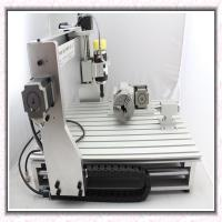 China Newest CNC router 3040 with 4th axis wholesale