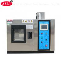 Buy cheap Temperature rasing and falling 3 degree PID Control Digital Constant Temperature and Humidity Test Chamber 50 / 60HZ from wholesalers