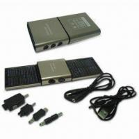 China Solar Mobile Phone Charger, Measuring 120 x 62 x 17mm wholesale