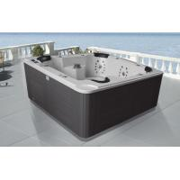 Buy cheap Monalisa M-3321A whirlpool massage bathtub outdoor SPA for 5 adults creative SPA from wholesalers