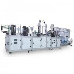 China High Stability KN95 Face Mask Making Machine Beautiful Appearance wholesale