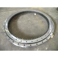 China Three row roller slewing bearing for EAF, slewing ring, 50Mn, 42CrMo slewing ring for Electric Arc Furnace 130.40.1400 on sale