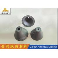 Buy cheap Wear Resistance Tungsten Carbide Nozzle With High Finish Blast Hole Tube from wholesalers