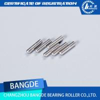 Quality Stainless Steel / Chrome Steel / High Carbon Precision Rolling Bearing Rollers for sale