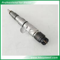 China BOSCH Common Rail Disesl Injector 0445120245 Diesel Injector 0445 120 245 on sale
