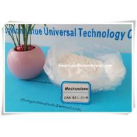 Raw Material Steroid Injection Powder Mestanolone 521-11-9 For Muscle Building Testosterone Enanthate