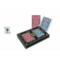 China Poker Cheat Marked Kem Arrow Playing Cards Double Decks 100% Plastic on sale