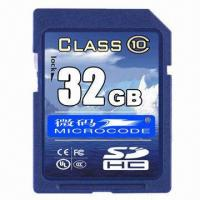 China SD Cards with 10 Years Data Retention, Easy to Use, Customized Packaging Ways Welcomed wholesale