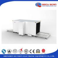 China Tunnel size 150180cm x ray security scanner for  pallet goods inspection wholesale
